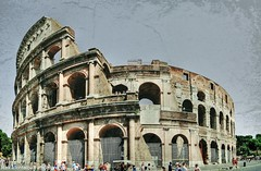 colosseum (Rex Montalban Photography) Tags: italy rome texture europe colosseum rexmontalbanphotography
