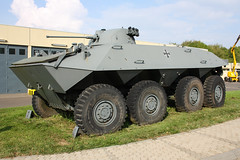 Sphpanzer Luchs Prototyp (270862) Tags: museum trier luchs sphpanzer