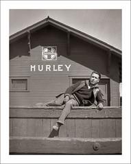 Fashion 0152-14 (Steve Given) Tags: man santafe fashion familyhistory hurley railroadstation socialhistory