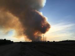 Fort Mcmurray fires may 1 2016 (jasonwoodhead23) Tags: