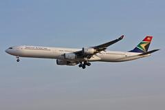 South African Airways Airbus A340-642 ZS-SNA (Kambui) Tags: airbus planes a340 flugzeuge avions airplanes aviones avies aeroplani   airplane kambui sdafrika southafrica suidafrika frankfurtammain rheinmain eddf southafricanairways a340642 zssna