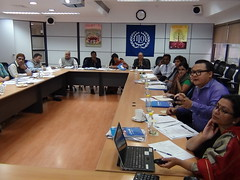 Photo of SCORE Project Tripartite Advisory Group (TAG) Meeting (ILO in Asia and the Pacific) Tags: india industrial employment working social seco dialogue relations conditions smes norad trapartism