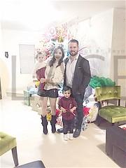 Familia Vega Chapa.