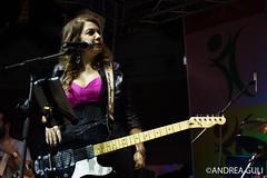 DSC_0382 (Cillo1987) Tags: music shopping campania guitar sale live cristina cartoon singer caserta gemboy davena marcianise