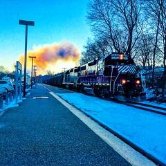 BODO (Littlerailroader) Tags: railroad train newengland trains transportation locomotive trainspotting locomotives railroads newenglandrailroads andovermassachusetts