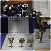 Ajedrez II (Pintor y escultor) Tags: keys arte chess craft artesanía ajedrez llaves manualidad reusar oscaromar