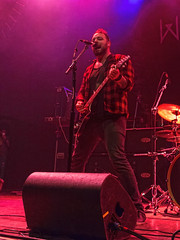 Wovenwar (Stephen J Pollard (Loud Music Lover of Nature)) Tags: musician music concert concierto livemusic vocalist performer msica concertphotography guitarist artista msico vocalista guitarrista shaneblay wovenwar