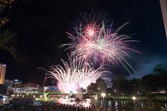 Australia Day 2016 (stuntguy3000) Tags: fireworks firework adelaide australiaday facebook elderpark australiaday2016