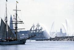 Eurosail 1993 (larry_antwerp) Tags: port sailing ship belgium belgi vessel 1993 antwerp schelde  antwerpen  schip     stavrossniarchos                               eurosail93 thecuttysarktallshipsrace