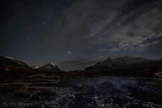 Glen Sligachan at Night