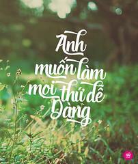 Anh mun lm mi th d dng || Typo (Hi C Nai) Tags: anh em binz lm th mi d mun dng justatee
