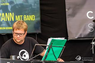 Abeti & Yann mit Band - 0101