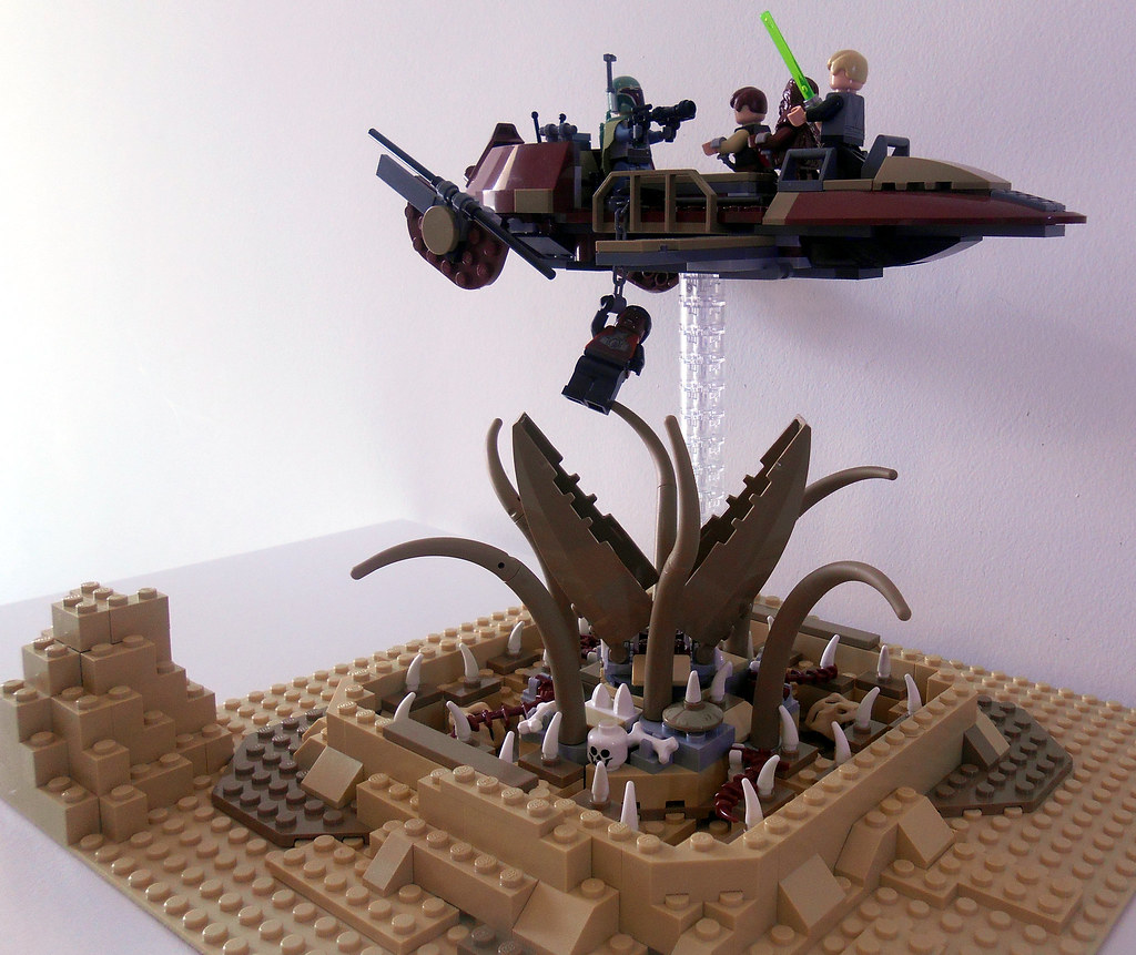 The World's Best Photos of sarlacc - Flickr Hive Mind