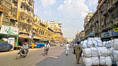 WP_20160118_12_51_12_Pro (*Siddiqi*) Tags: road street travel pakistan tourism architecture outdoor culture karachi hdr hospitality shahid jinnah siddiqi nokialumia1020