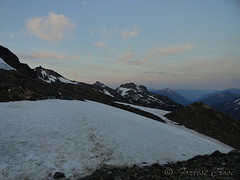 DSC02970 (forrest.croce) Tags: mountain mountains wildlife goats backpacking glaciers northcascades noca