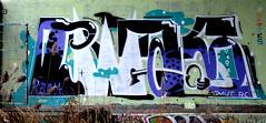 graffiti amsterdam (wojofoto) Tags: holland amsterdam graffiti nederland netherland wolfgangjosten bwak wojofoto