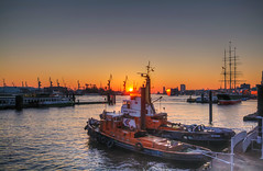 port sunset / Explore Jan 28, 2016 #175 (MK|PHOTOGRAPHY) Tags: sunset port germany deutschland sonnenuntergang pentax hamburg matthias hafen k7 körner sigma1020 mattkoerner1 mk|photography