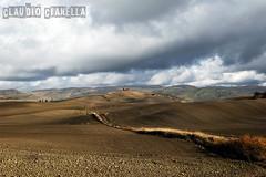 Val d'Orcia (Claudio Cianella) Tags: san val siena pienza toscana claudio orcia quirico cianella terraumbria