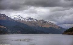 Loch Long and Ben Arthur (Michael Leek Photography) Tags: winter snow mountains water weather forest landscape scotland hills coastal loch hdr highdynamicrange benarthur lochlong sealoch argyllandbute photomatix michaelleek michaelleekphotography