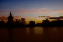 Sunset Pildammsparken