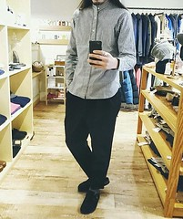 January 24, 2016 at 09:16AM (audience_jp) Tags: fashion japan shop tokyo audience style  sung madeinjapan     ootd