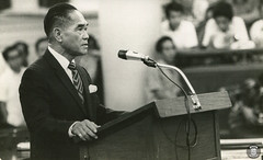 Senator Arturo Tolentino (Presidential Museum and Library) Tags: martiallaw