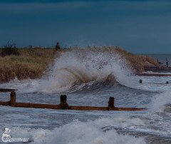 Alnmouth 28 (View From The Chair Photography) Tags: sea seascape water waves splash