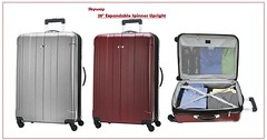 28 Expandable Spinner Upright (skyway luggage) Tags: travel bag luggage skyway spinnerupright