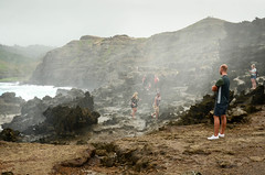 Splish (seanexmachina) Tags: hawaii maui nakaleleblowhole