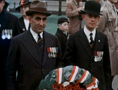 Eldon Square, Newcastle with Jack White VC on 9th May 1937 (Billy Embleton) Tags: greatwar eldonsquare vc 1937 victoriacross newcastleontyne jackwhitevc jackwhitevictoriacross