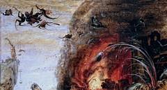 IMG_4656F Jan Mandyn (Mandijn). 1500-1559. Anvers.  La Tentation de Saint Antoine. The Temptation of Saint Anthony. vers 1555.  Haarlem. Muse Frans Hals. (jean louis mazieres) Tags: museum painting muse netherland museo paysbas peintures peintres janmandyn