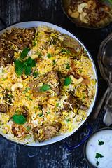 Kathal Ki Biryani 2 (Whisk Affair) Tags: rice indian jackfruit biryani