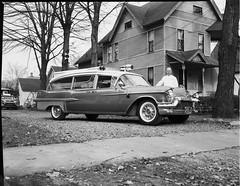 Cadillac ambulance (CasketCoach) Tags: cadillac ambulance firefighter paramedic ems emt emergencymedicalservice