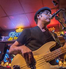Bluesman Lou Castro (MarcCooper_1950) Tags: musician music bar losangeles nikon livemusic blues performer lightroom tarzana d810 marccooper 2470mmf28nikon mauisugarmillsaloon cadillaczackbluesparty
