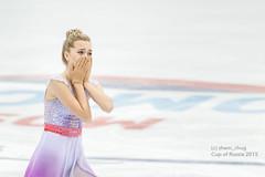 Elena RADIONOVA (zhem_chug) Tags: iceskating figureskating elenaradionova 2015cor