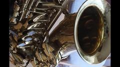 SaxophoneA - HD 1080p (Sebastian0) Tags: music instrument brass saxophone