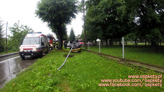 2014.06.30 - Wypadek