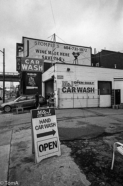 H 213 #9 Car Wash and Wine making