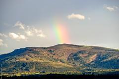 Arco da vella sobre o Alto de Penabor (Ben Deito Photo) Tags: iris arcoiris rainbow arc galiza ciel arcoíris vella sant arco arcenciel martí barreiros ortzadar arcdesantmartí arcodavella penabor altodepenabor