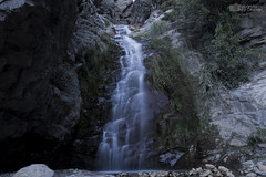 Las Melosas (Mar Cifuentes) Tags: chile naturaleza nature waterfall agua cascada cajondelmaipo