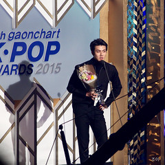 160217 - Gaon Chart Kpop Awards (29) ( ) Tags: awards exo gaon musicawards 160217 exosehun sehun ohsehun gaonchartkpopawards