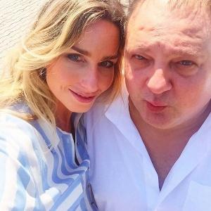 Em viagem com Erick Jacquin, Mariana Weickert diz que não usa calcinha