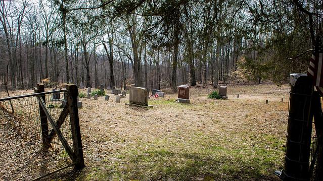 Charles C. Deam Wilderness - Terrill Ridge - March 11, 2016