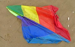 Dead Kite (RoystonVasey) Tags: beach canon path powershot coastal sands ainsdale southport hs merseyside sefton ainsdaleonsea sx260