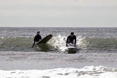 DSC_8540 (2) (Donnie Nicholson) Tags: waves surfer rockawaybeach surfergirl yesterdayswaves