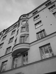 Sprickor i fasaden (nilsw) Tags: svartvitt fotosondag fs160410