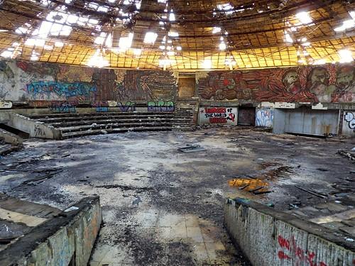La grande salle dédiée aux réunions