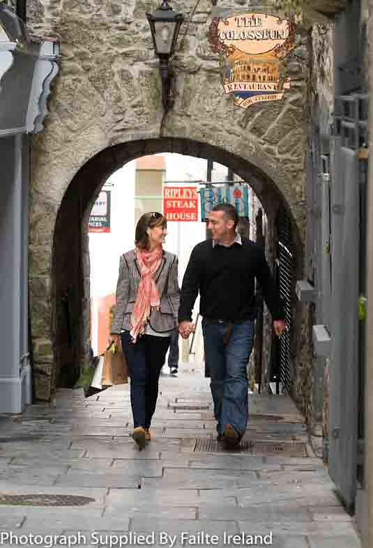 Kilkenny, County Kilkenny - shoppers