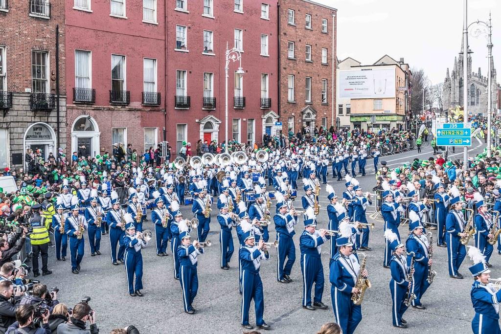 Christopher Newport University Marching Captains-112433