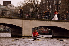 Rower (Keith Mac Uidhir  (Thanks for 3.5m views)) Tags: holland netherlands amsterdam de nederland lan paysbas pases jos niederlande  hollandia paesi bajos  amesterdo bassi holandia   hollanda baixos amszterdam belanda  blanda nederlnderna  h  msterdam       nizozemsko   walanda     rile